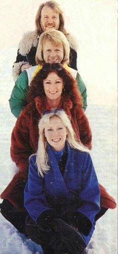 ABBA - In Switzerland '1979 #MoneyMoneyMoneyandAbba
