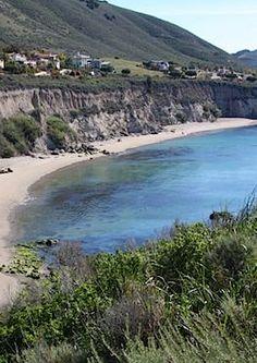 Pirate S Cove At Avila Beach San Luis Obispo California