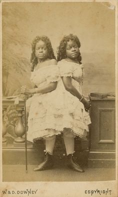 "The Two-Headed Nightingale,"" 1860"