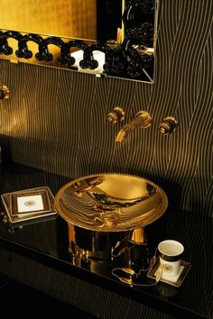 Opulent Bathrooms by THG