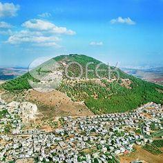 צילום אוירי אלכסוני נוסף של הר תבור. הקלק על התמונה וכנס לעולם צילומי האויר שלנו!