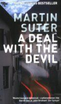 "A Deal with the Devil (Eurocrime)  By #MartinSuter Sonia Frey fears for her sanity. Her marriage ended in divorce after her husband tried to kill her. On top of this, an acid trip has disordered her senses - she can now """"feel"""" smells, """"see"""" sounds. To escape these worries, she takes a job as a physiotherapist at a newly re-opened hotel in a remote Alpine village. However, a series of unusual events throws her into disarray once more."
