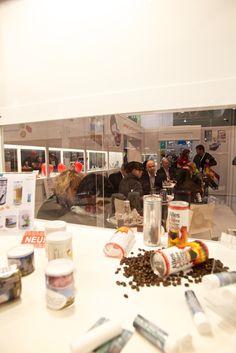Neuheiten auf dem Messestand der Jung Bonbonfabrik auf der 51. PSI vom 09. - 11. Januar auf dem Messegelände in Düsseldorf