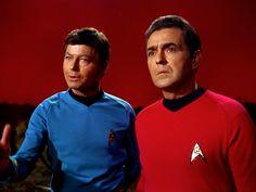 Bones and Scotty...