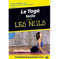 fitness : DVD et Blu-ray Yoga Videos, Workout Videos, Yoga Position, Yoga Books, Stress, Thing 1, Mejor Gif, Dvd Blu Ray, Body Fitness