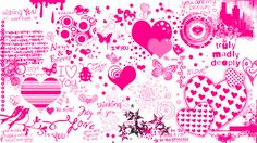 Heart of pink