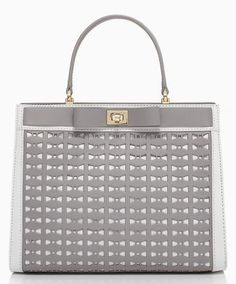 Kate Spade Mayfair Drive Perforated Tullie
