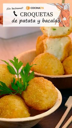 15 Croquetas Ideas Cooking Recipes Food Cooking