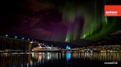 Norway: Home of the Northern Lights