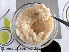 Riz au lait à la vanille de Madagascar au Cooking Chef