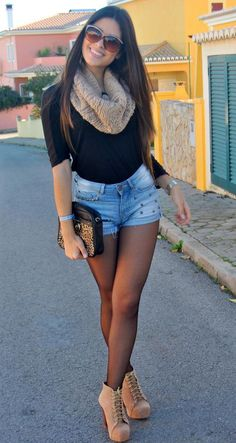 I wish the shorts were longer but otherwise it's so cute!