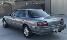 Learn more about Forgotten Five: 1993 Acura Vigor GS on Bring a Trailer, the home of the best vintage and classic cars online. Import Cars, Classic Cars Online, Honda, David, Passion, Japanese, Japanese Language