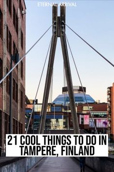 21 Cool Things to Do in Tampere, Finland - Eternal Arrival Finland Travel, Sweden Travel, Norway Travel, Asia Travel, Finland Trip, Best Cities In Europe, North Europe, Galway Ireland, Cork Ireland