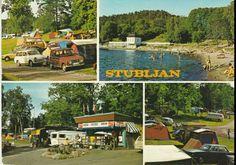 Oslo Nordstrand bydel Stubljan Camping 1970-tallet