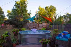 How Much Does a Stock Tank Pool Cost — Mid Modern Mama Diy Pool, Kiddie Pool, Swimming Pools Backyard, Pool Landscaping, Pool Toys And Floats, Build Your Own Pool, Pool Poses, Backyard Creations, Stock Tank Pool
