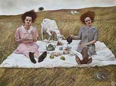 Beauty and Madness in Rural America: The Art of Andrea Kowch - Art ...