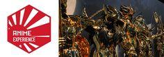CCXP 2016 vai trazer as 12 armaduras de ouro dos Cavaleiros do Zodíaco | Omelete