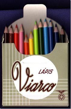 viarco lápis
