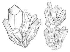 crystals …