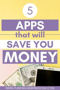 Did you know there are a whole host of apps out there, just waiting to save you money on your shopping? It's true - and that's why I'm sharing with you today my five favourite apps that continuously save me money on my shopping – be it necessary food shopping, unnecessary nice-to-haves, or presents for others.