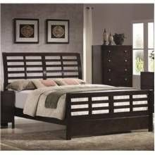 Zoe Collection Bed Set (NEW!!!!) Darn Brown - $394  Contact Jay Kemp for additional information and questions regarding warranty.  Like us on Facebook for specials that we have going on and for additional information on products check us out at http://www.knoxfamilyfurniture.net