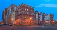 Clarendon Apartments - 1200 N Herndon Street - Arlington, VA - EquityApartments.com