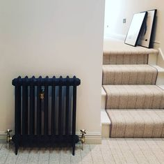 Radiators, Stairs, Home Appliances, Inspiration, House Appliances, Biblical Inspiration, Radiant Heaters, Heating Radiators, Stairway
