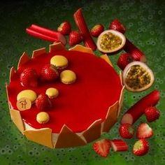 Creme Cheese Cake Pierre Herme