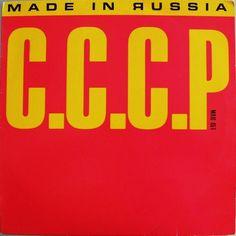 C.C.C.P. - Made In Russia (Vinyl) at Discogs