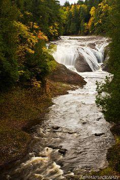 1. Potawatomi Falls