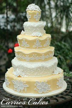 Wedding Cakes - Carrie's Wedding Cakes