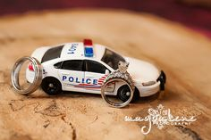 police unique ring shot green-bay-reception-hall-venue wedding photography http://magdalenephotography.com/blog/