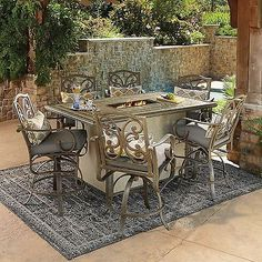 For The Home | Pinterest | Garden Fire Pit, Granite Tops And Patios
