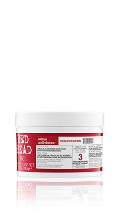 Bed Head by TIGI   Products   Wash And Care   Urban Antidotes Treatments   ReEnergize Treatment Mask