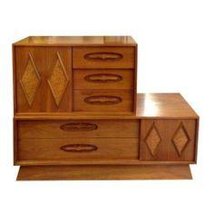 Mid-Century Double Dresser - $1,050 Est. Retail - $700 on Chairish.com