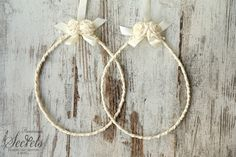 Picture of Χειροποίητα στέφανα γάμου Wreaths, Handmade, Design, Home Decor, Hand Made, Decoration Home, Door Wreaths, Room Decor