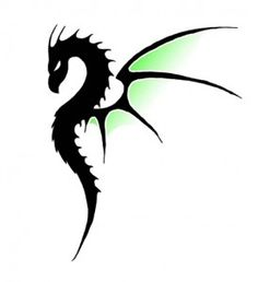 Dragons On Pinterest Celtic Dragon Dragon And