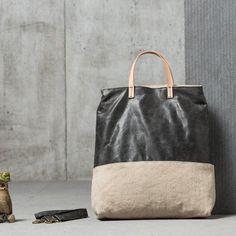 Cotton  amp  Linen Matching PU Messenger Bag Tote Bag Handbags Shoulder Bag  Handmade Bag for. LISABAG f4af5bba5