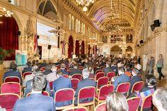 Vienna, Conference