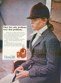 ten-o-six was like pouring straight alcohol on your skin! Bonne Bell also made great lip glosses