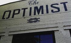 Restaurant Visit: Optimist in Atlanta Amazing Chef Ford Fry's The Optimist in Atlanta - beautiful design by Smith Hanes of Flags of Origin