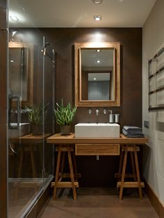 Modern Bathroom / ARTFORMA
