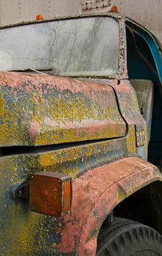 Chevy C70 Truck by Tuaussi, via Flickr