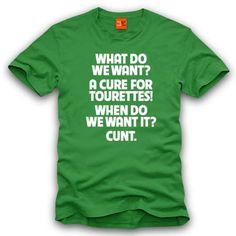 Tourettes T-Shirt