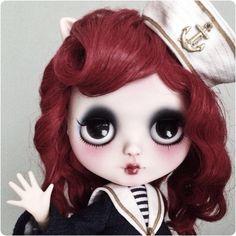 My new girl an love Mía Marina. An amazing custom by Nanuka. | Flickr - Photo Sharing!
