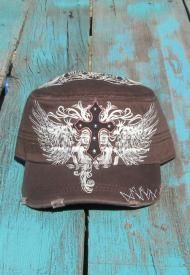 a2e00d88fc4  buffalogirloutfitters approved it was a bad hair day Cowgirl Tattoo Ball  Cap Western Jeans