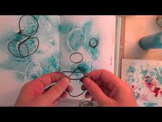 Spray Color Experiments - YouTube