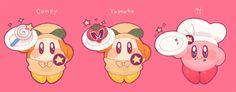 Kirby your soo cute