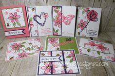 2016   One Sheet Wonder PDF   Garden In Bloom Photopolymer Stamp Set - 139433  $25.00, Feather Together Photopolymer Stamp Set - 141597 $17.00 , Timeless Textures Clear-Mount Stamp Set - 140517  $20.0