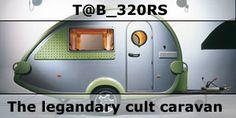 Photo Galleries of TAB Caravans sold by Southdowns Motorhome Centre Vintage Campers, Vintage Trailers, Teardrop Caravan, Little Campers, Bus Camper, Caravans, Buses, Motorhome, Glamping